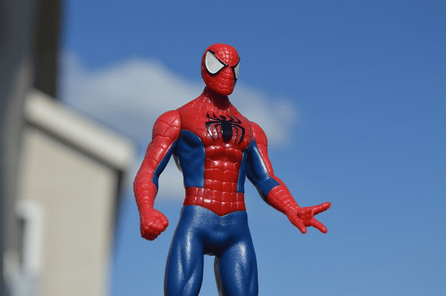 Spidermanfigur